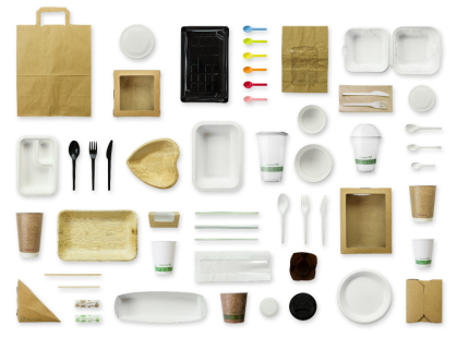 Beyond Recycling - Compostable and Biodegradable Products